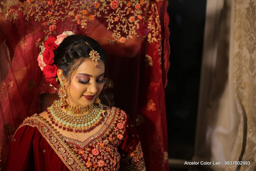 bridal makeup artist in agra