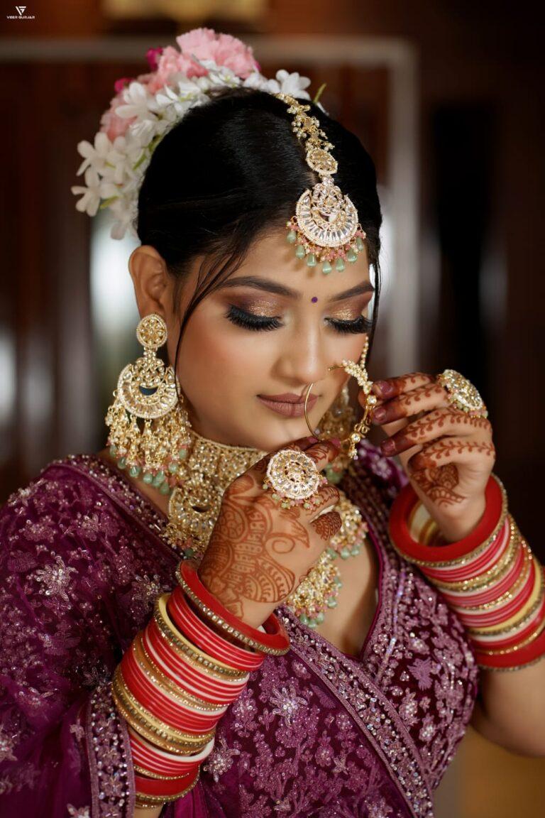 best makeup artist in agra